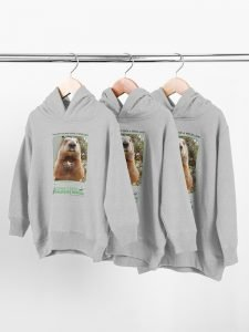 Alan Kids' Hoodies (and other Animal Ambassadors!)