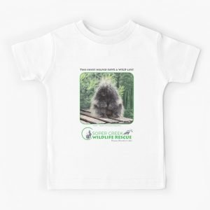 Vinny - This shirt helped to SAVE a WILD life! (various Animal Ambassadors)