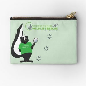 SCWR Wildlife Detective Zippered Case/Bag