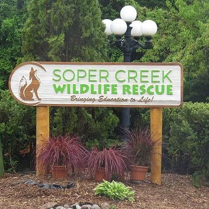 Soper Creek Sign